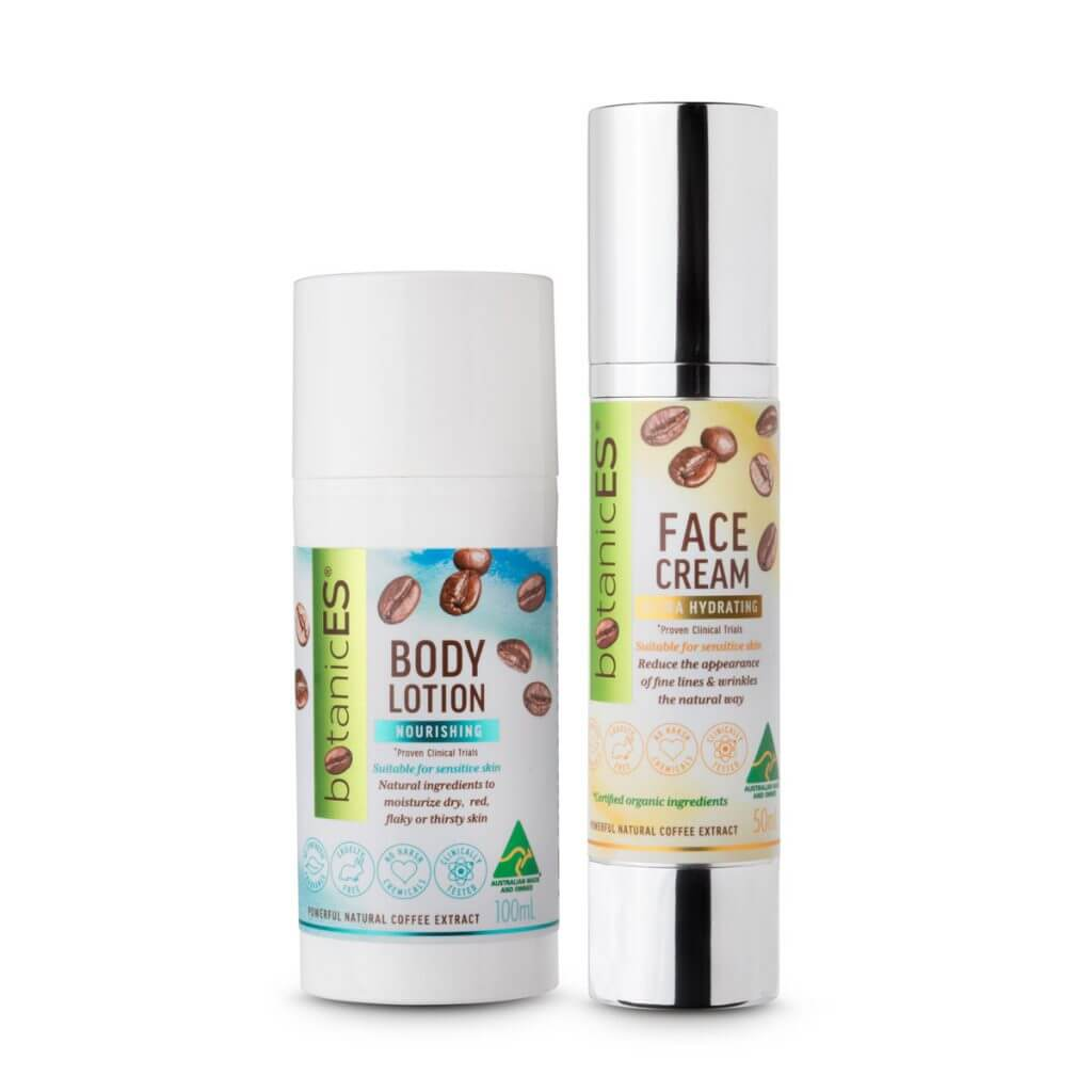 botanicES Flawless Face & Body Bundle