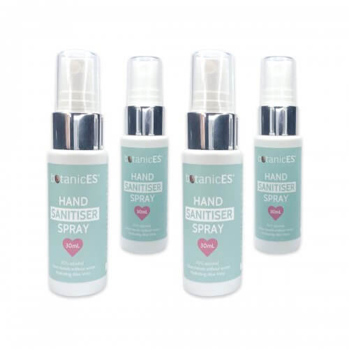 Hand Sanitiser Spray – 4 Pack